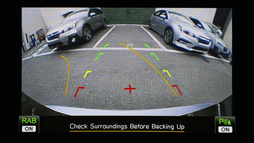 2020 Subaru Forester Rearview Camera